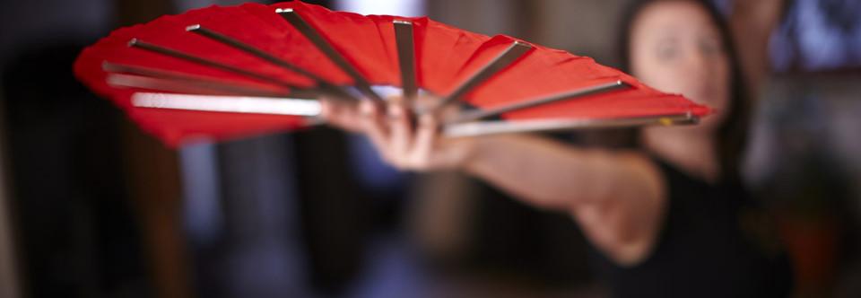 Traditional Fan Form